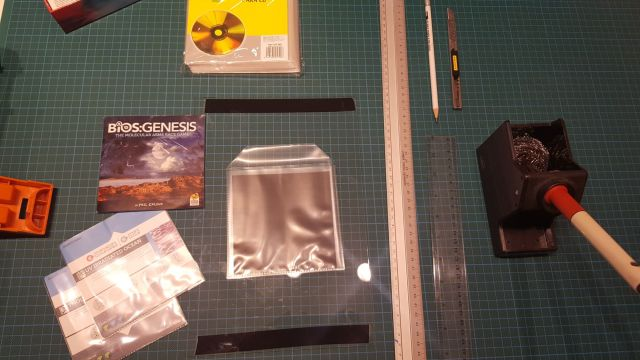 BIOS Genesis material