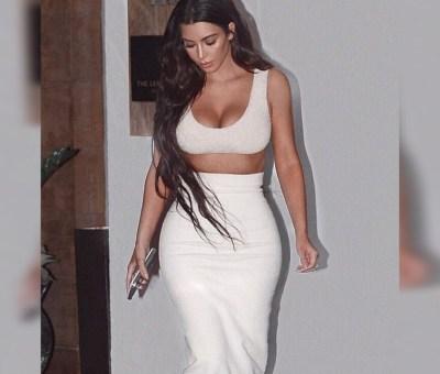 Kim Kardashian presentó a sus seguidores a Chicago, su hija recién nacida