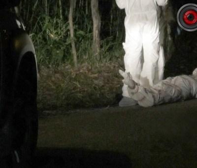Sin documentos fue encontrado el cadáver de un hombre en Campo Valdés