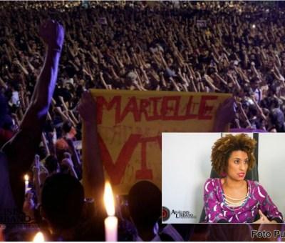 Asesinato de la concejala Marielle Franco sacude a Brasil