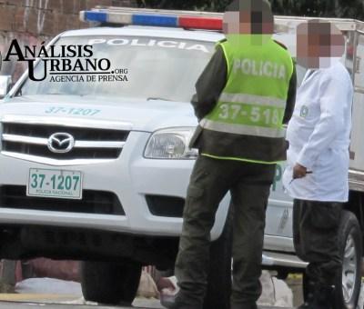 En La Iguaná fue baleado un hombre que falleció al día siguiente en un hospital