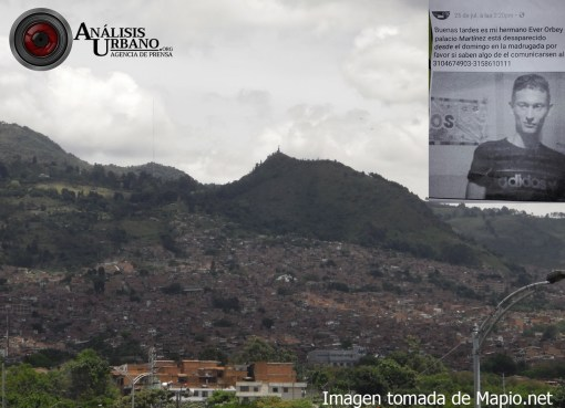Habitantes del barrio Francisco Antonio Zea  lloran muerte de joven de 21 años