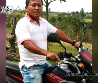 Líder social Uriel Rodríguez fue asesinado en Cajibío, Cauca