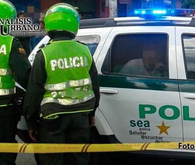 Sergio Zapata fue asesinado a balazos en Belencito, comuna 13 de Medellín