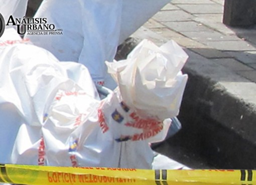 A pocas cuadras de la central mayorista de Itagüí fue asesinado a balazos