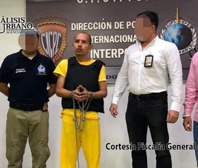 Fiscalía logra medida de aseguramiento en cárcel contra alias el Lobo Feroz
