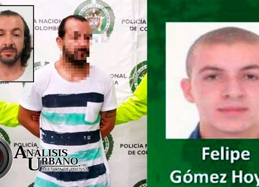 En Necoclí capturaron a alias Totono, uno de los más buscados en Medellín por homicidio de joven universitario