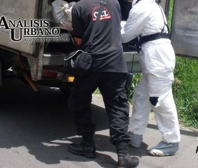 En el barrio Niquía, de Bello, fue apuñalado Sebastián Patiño