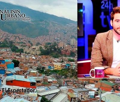 Medellín, Cali y Cartagena, principales ciudades del narco-Estado colombiano, según periodista español