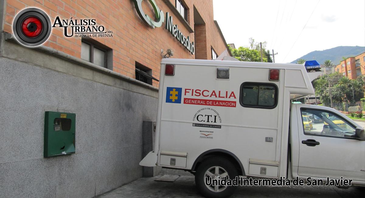 En el barrio Cristóbal, de la comuna 12, La América, fue baleado Jorge Muñoz