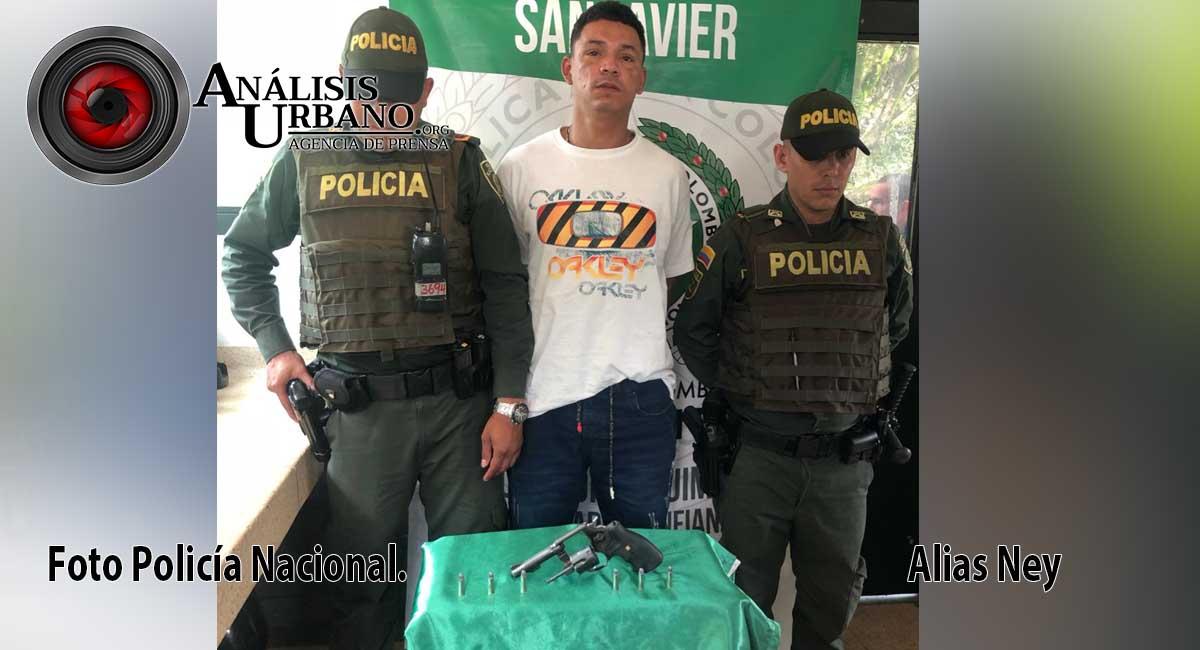 Alias Ney, del combo la Torre, entre los capturados por ejecutar feminicidios en Medellín