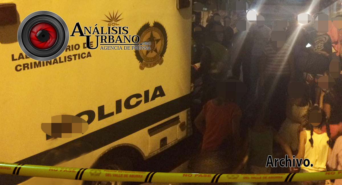 A bala mataron a dos hombres en Barrio Antioquia, Guayabal, comuna 15 de Medellín