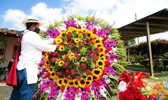 """""""Tendremos una capacidad instalada en las actividades de la Feria de las Flores..."""
