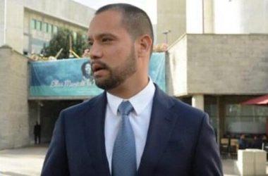 El abogado Diego Javier Cadena está cobijado por una medida de aseguramiento privativa de la libertad...