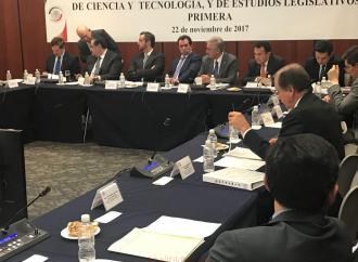 Analiza Comisión de Hacienda del Senado Ley para Regular Instituciones de Tecnología Financiera
