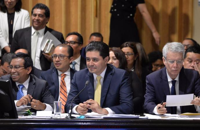 A través del diálogo, en Veracruz se recuperó la confianza ciudadana, la gobernabilidad y el Estado de Derecho: Rogelio Franco