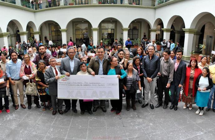 Con #MiHogarSeguro, más de 8.5 mdp en apoyo a damnificados: Américo Zúñiga