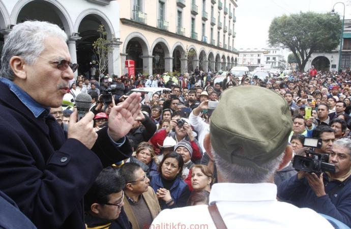 Capital veracruzana busca orden con comercio formal e informal
