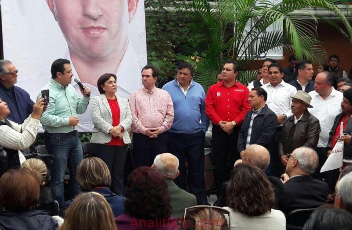 Recuperemos los valores que han hecho grande a México: Américo Zúñiga