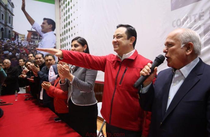 En unidad y con propuestas vamos por un gran triunfo: Américo Zúñiga