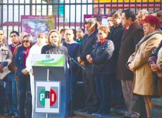 Juntos podremos hacer frente a los retos del 2018: Sofía del Sagrario de León Maza