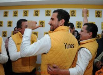 Miguel Ángel Yunes Márquez se registra como precandidato del PRD a Gobernador del Estado