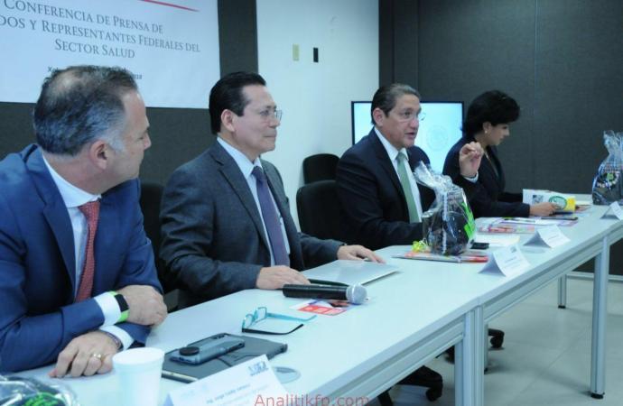 La Salud, prioridad del Gobierno de Peña Nieto