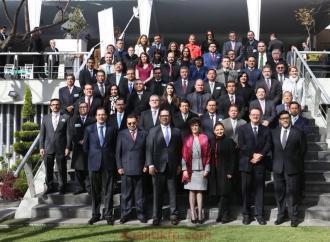 Destacan magistradas y magistrados del TEPJF beneficios del Convenio Específico de Colaboración suscrito con la ATERM