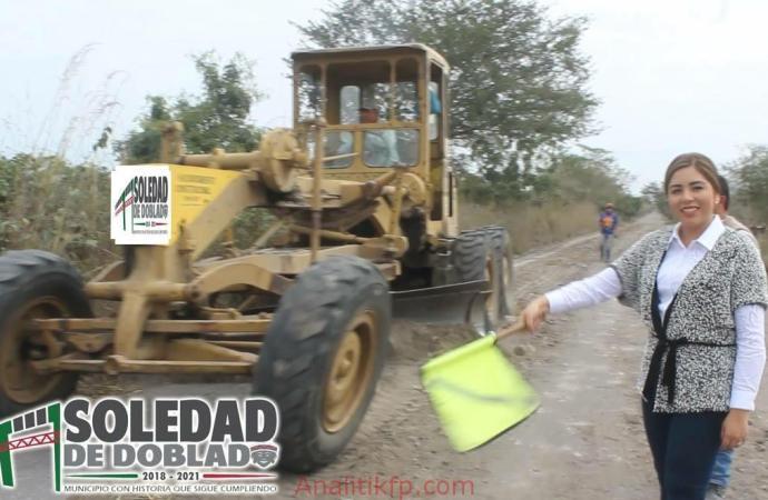 REHABILITACIÓN DE CAMINOS RURALES