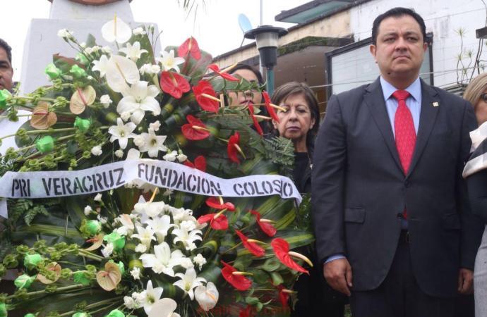 Frente a falsos profetas, el PRI, el partido que más ha servido a México: Américo Zúñiga