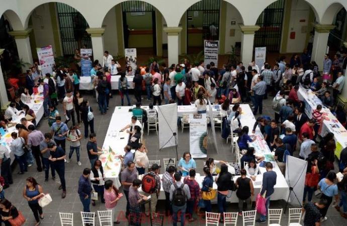 Más de mil plazas, en Feria del Empleo de Xalapa
