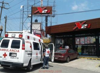 X 24 asaltado en Xalapa