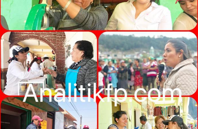 Empleos bien pagados y dignos, una prioridad: Linda Rubí Martínez
