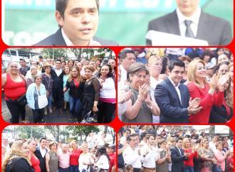 Pepe Yunes encabeza el mejor proyecto para Veracruz: Rodrigo Montoya