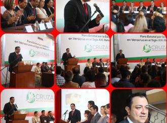 Pepe Yunes es el líder honesto y preparado que Veracruz necesita: Américo Zúñiga