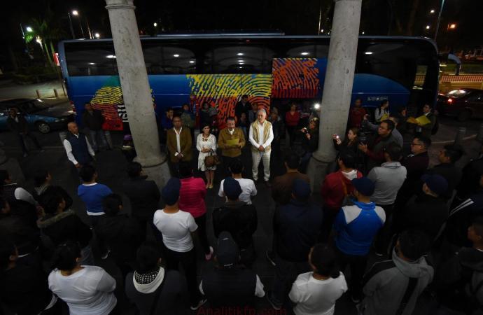 Avanza Xalapa hacia un nuevo modelo de seguridad
