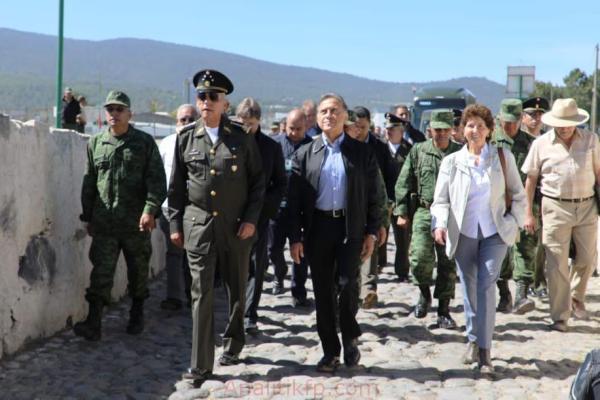 Reactivarán Fortaleza de San Carlos