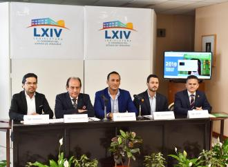 Invita Congreso estatal al XXIII Encuentro Iberoamericano de Autoridades Locales
