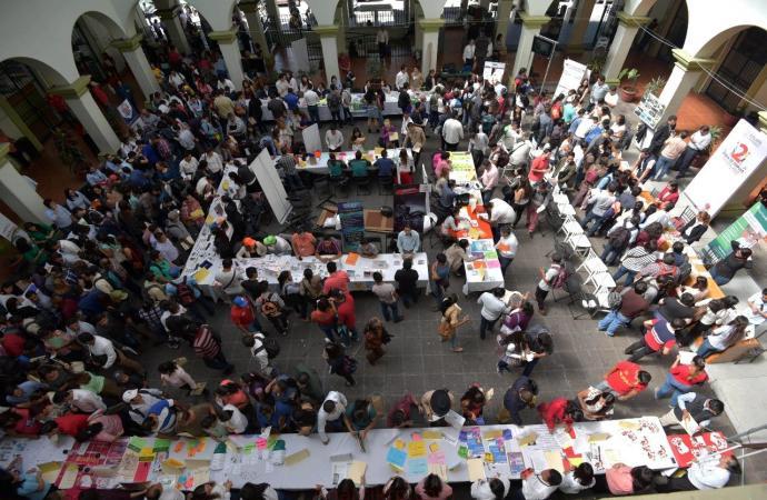 Ofertan mil 900 plazas en la Segunda Feria del Empleo