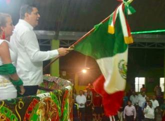 Fabián Satourius dio grito en Puente Nacional