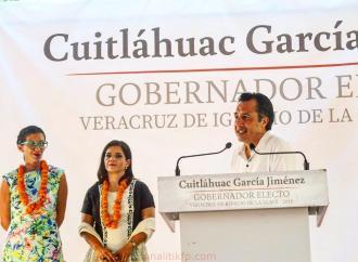 Designa Cuitláhuac García a titulares de la Oficina de Programa de Gobierno y la Secretaría de Cultura
