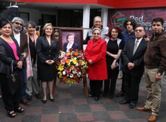 Acela Servín, mujer de lucha por las causas sociales y del magisterio: Acela Medina