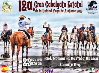 Empiezan los preparativos para la 12a. Gran Cabalgata de la Unidad Vega de Alatorre 2019