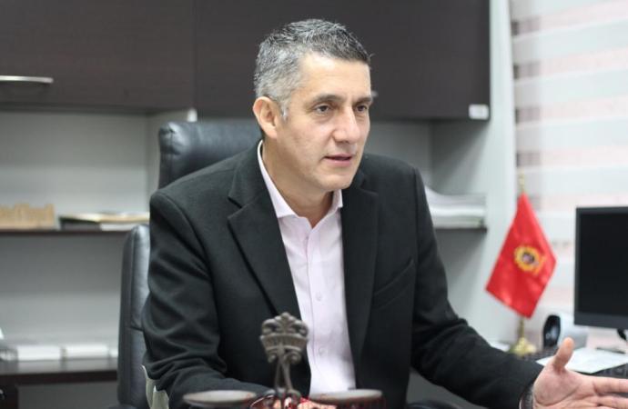Con diálogo y acuerdos se reconstruirá al sector educativo en Veracruz: Víctor Vargas