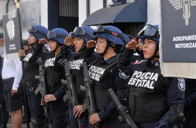 Decreta Gobierno del Estado el 22 de abril como Día del Policía Veracruzano