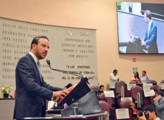 Presenta Diputado Juan Manuel de Unanue, anteproyecto para fomentar la promoción turística en la entidad