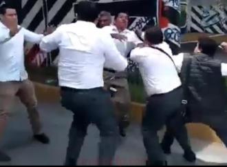 CAXA repudiada por ruleteros jalapeños