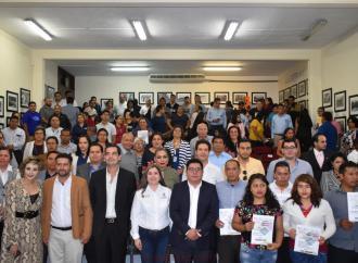 SECRETARÍA DE TRABAJO ENTREGA APOYOS A BENEFICIARIOS DEL SUBPROGRAMA FOMENTO AL AUTOEMPLEO