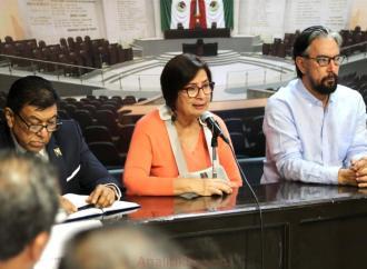Abre diálogo con agrupaciones ciudadanas la diputada Mago Corro