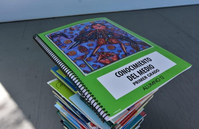 Comienza distribución de 9 millones de libros de texto gratuitos: SEV